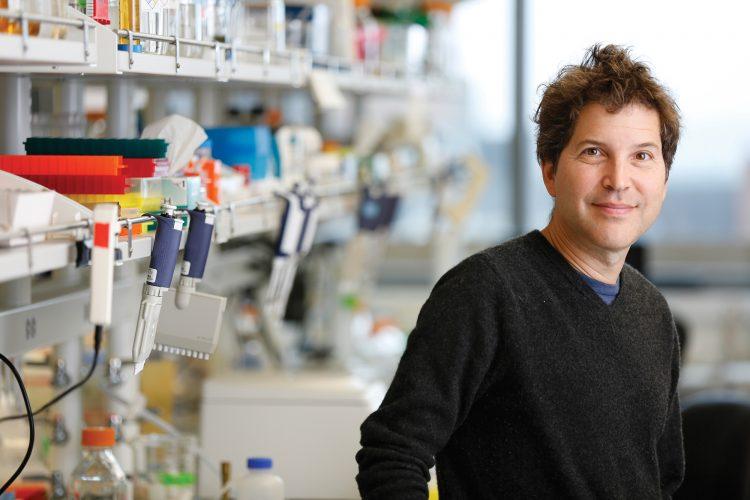 Biochemist David Baker UW