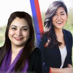 Jinyoung Lee Englund, Manka Dhingra, 45th district, bellevue, kirkland
