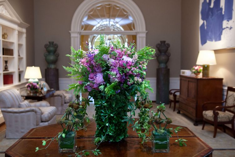Laura dowling, white house florist, obama
