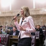 melanie stambaugh, washington legislature