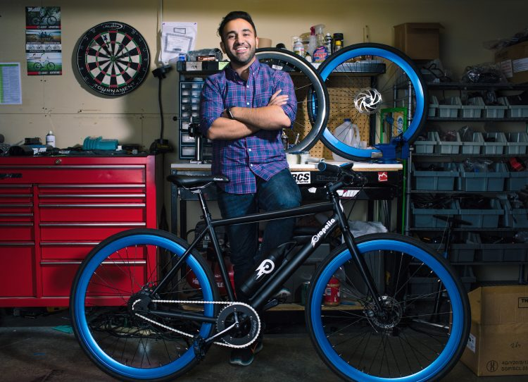 behyad tarassoli, propella, propella e-bike