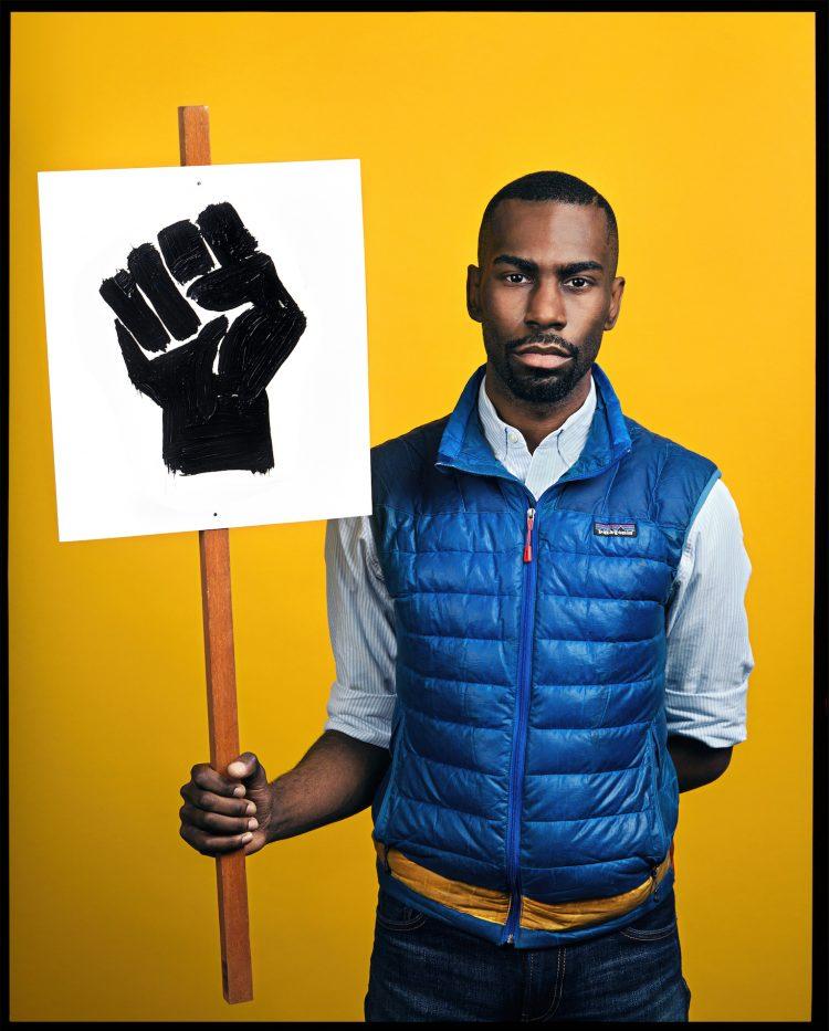 deray mckesson, deray pod save the people, deray activist, deray black lives matter, black lives matter, pod save the people