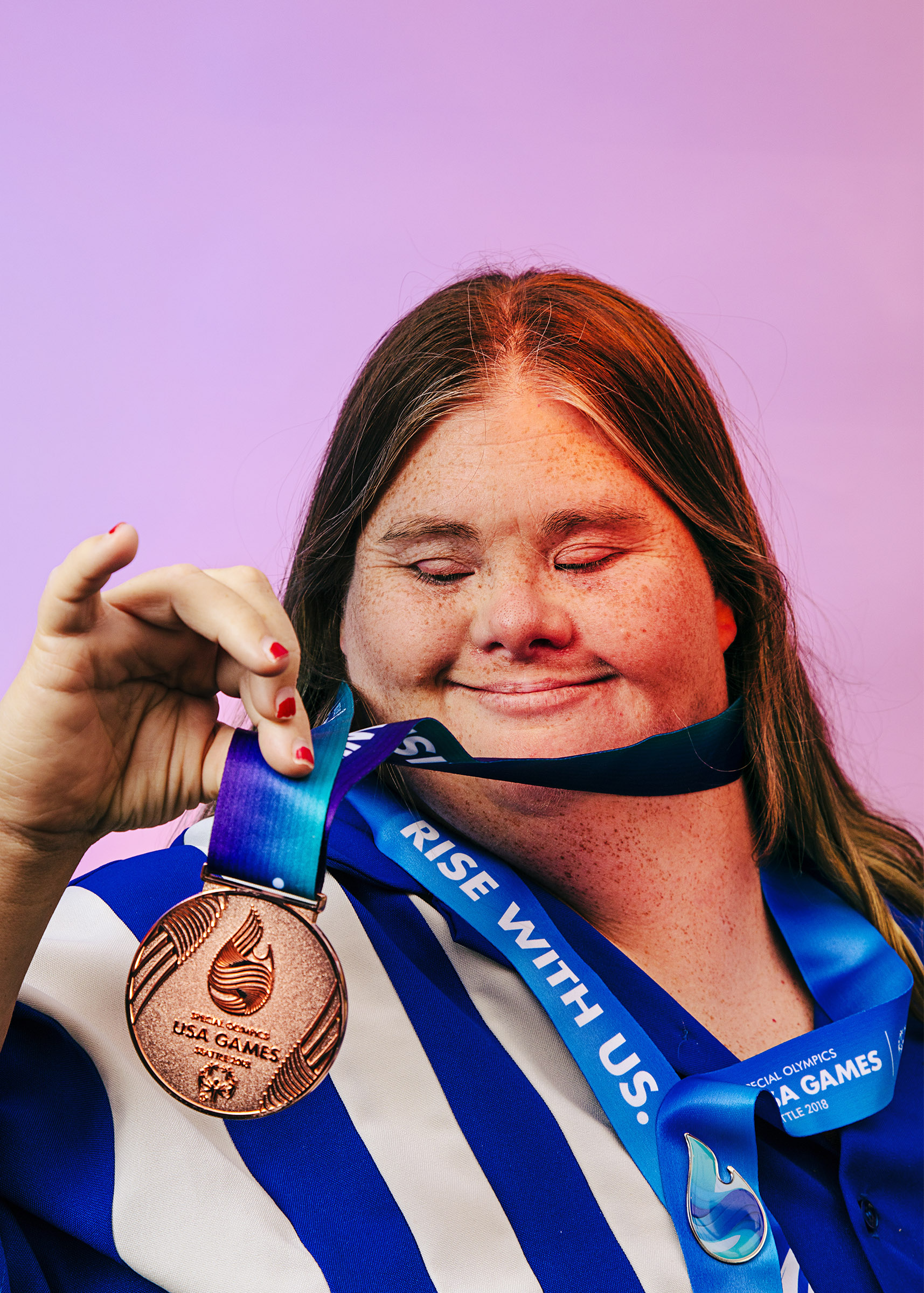 tina cook, special olympics, quinn russell brown