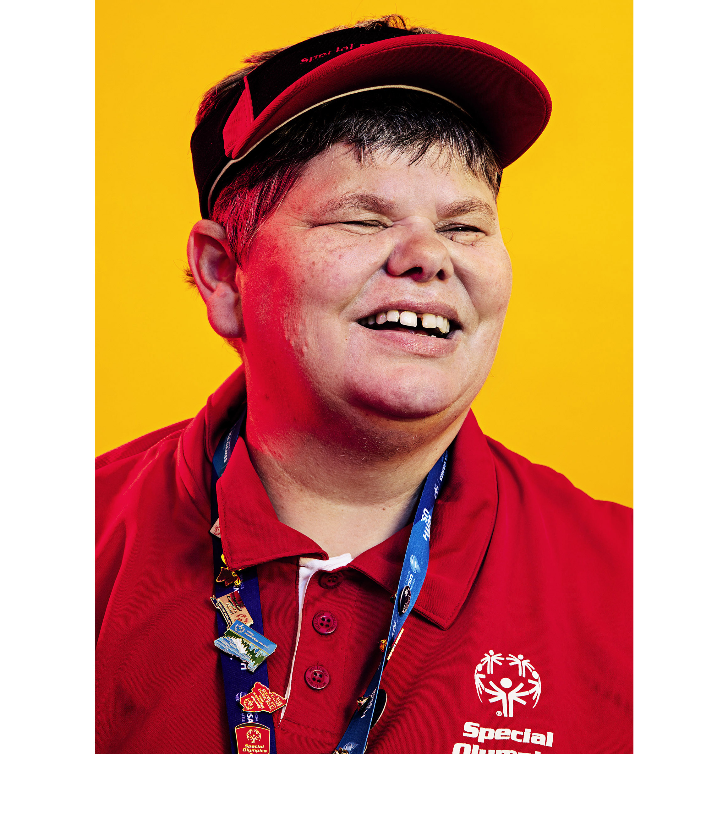 judy ryba, special olympics, quinn russell brown