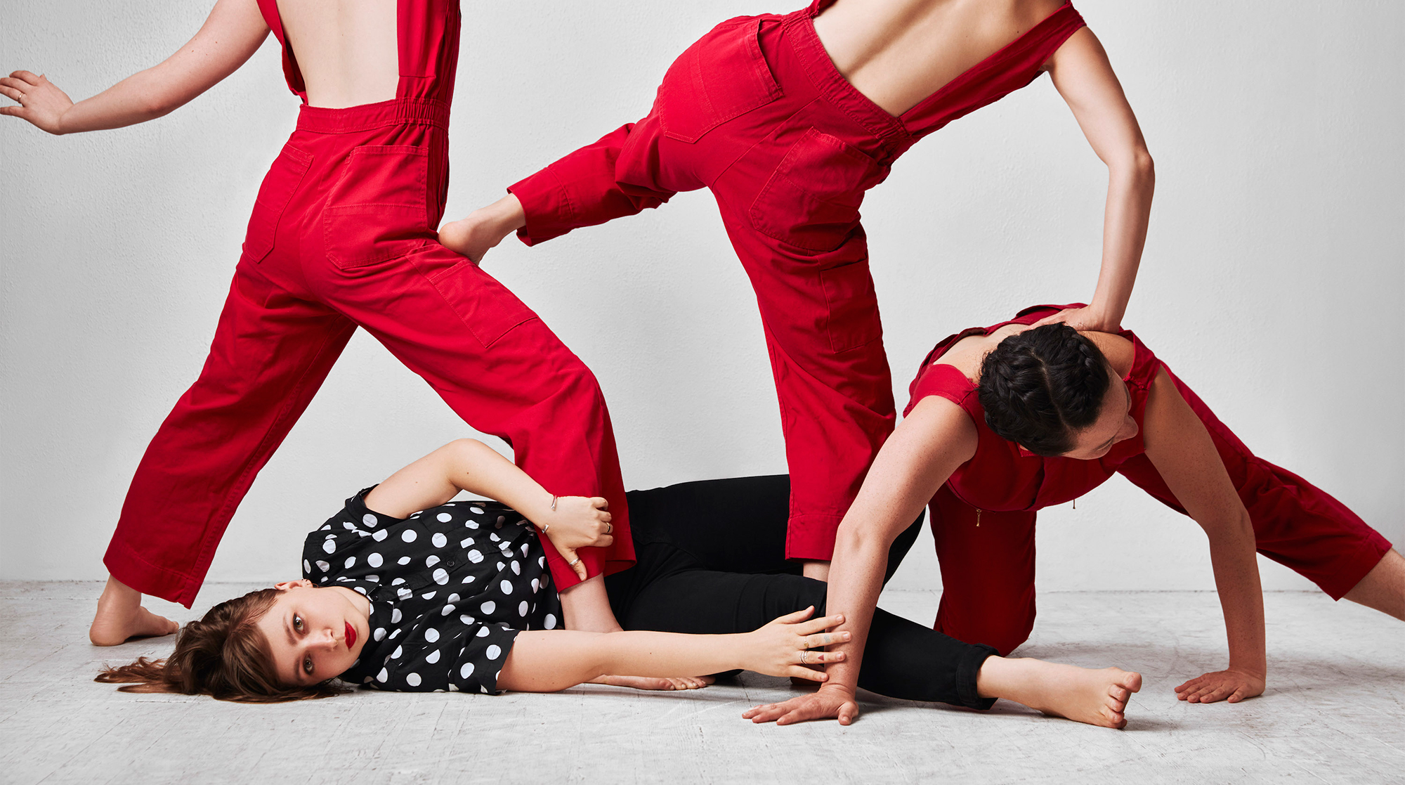 how to be a partisan, alice gosti, choreographer gosti, italy gosti, alice gosti choreographer, uw school of dance, quinn russell brown, quinn brown
