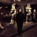 Patti at Bellevue Art Museum, 29-Year Retrospective, 1991